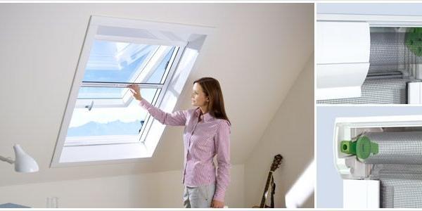 Insektenschutz Dachfenster